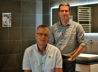Baderie Badkamer Ontwerpen : Henk en simon baderie assen